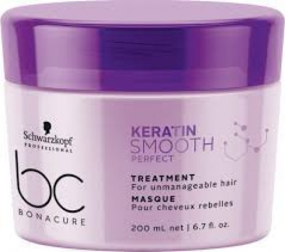 Bonacure Smooth Perfect keratin Treatment 200 ml