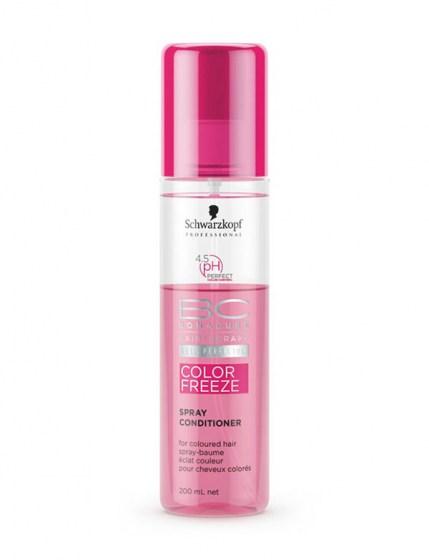 Schwarzkopf Bonacure Color Freeze Spray Conditioner 200 ml