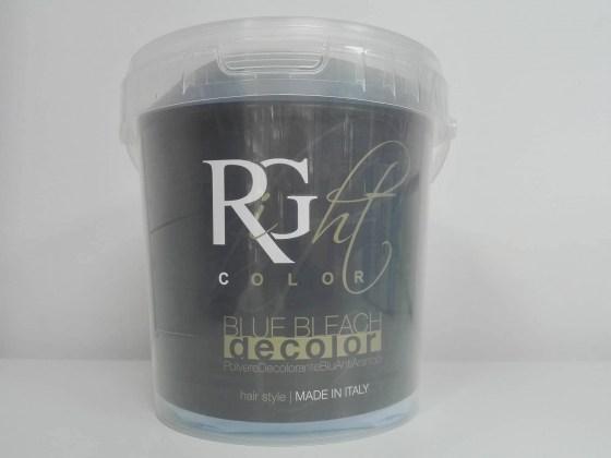 RIGHT COLOR Blue Bleach Decolor 450gr