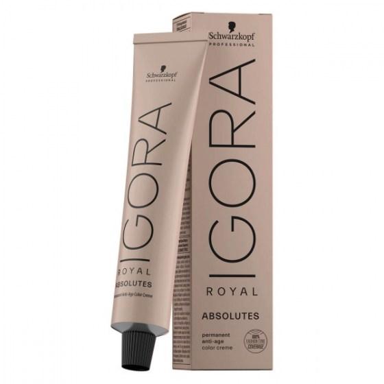 IGORA  6-60 Ξανθό Σκούρο Μαρόν Φυσικό