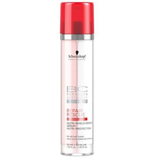 Schwarzkopf Bonacure Repair Rescue Nutri-Shield Serum 28ml+28ml