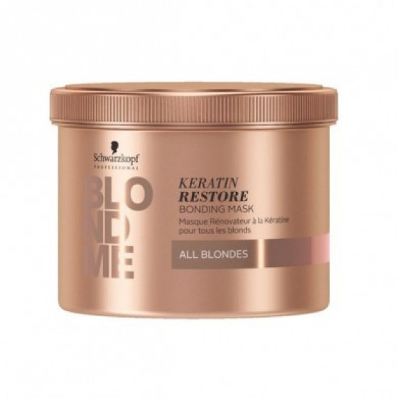Schwarzkopf BlondMe Restore Bonding Mask All Blondes 500 ml