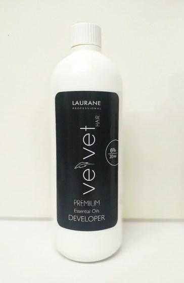 Velvet Developer 6% 20 Vol. 1lt