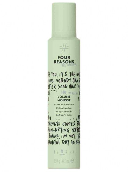 the Original Volume Mousse 200ml