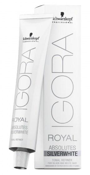 IGORA  SilverWhite Slate Gray-Ασημί Σκούρο 60ml