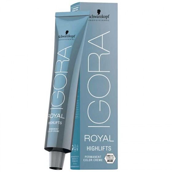 Igora 12-2 Royal Highlifts Έντονο Φυμέ