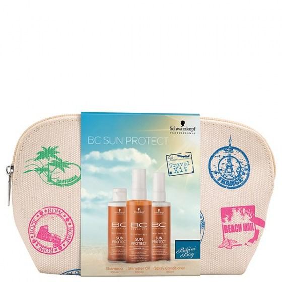 Bonacure Sun Protect Travel Kit