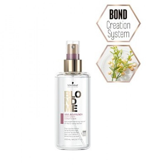 Schwarzkopf BlondMe BLONDME All Blondes Light Spray Conditioner 200 ml
