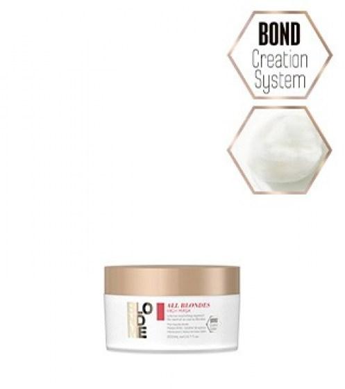 Schwarzkopf BlondMe Bond Rich Mask 200 ml