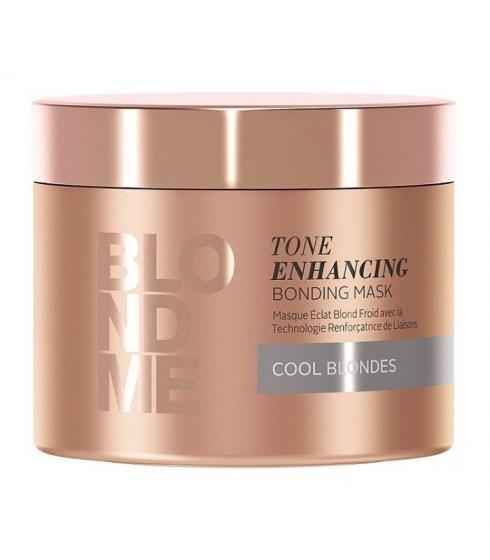 Schwarzkopf BlondMe Enhance Bond Mask Cool 200 ml