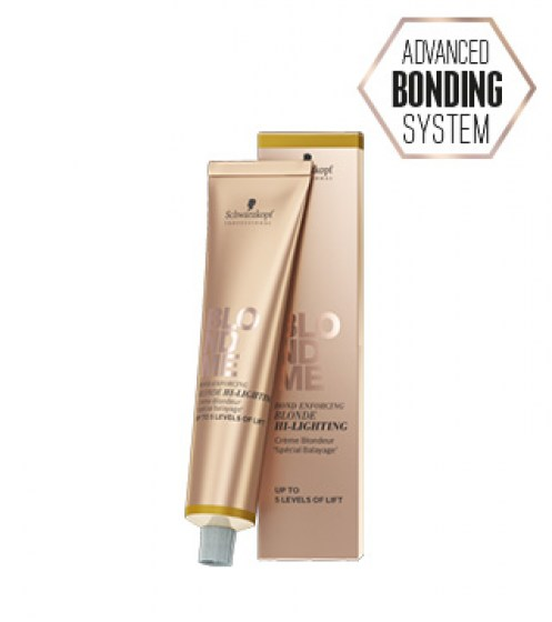 BLONDME Bond Enforcing Blonde Hi-Lighting Ζεστό Χρυσό 60ml