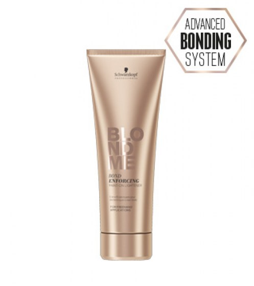 Schwarzkopf BlondMe Bond Enforcing  Paint-On Lightener 250ml