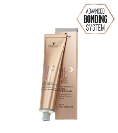 BLONDME W Bond Enforcing White Blending Καραμέλα 60ml