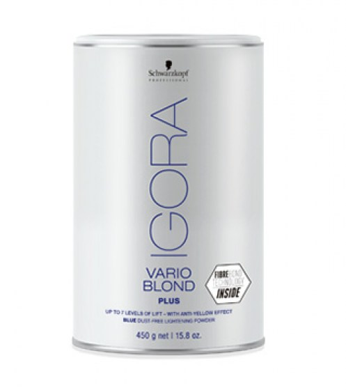 IGORA Vario Plus Powder Lightener (Μπλε) 450gr