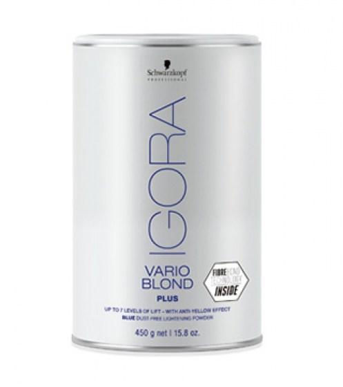 IGORA Vario Plus Powder Lightener (Μπλε) 450gr