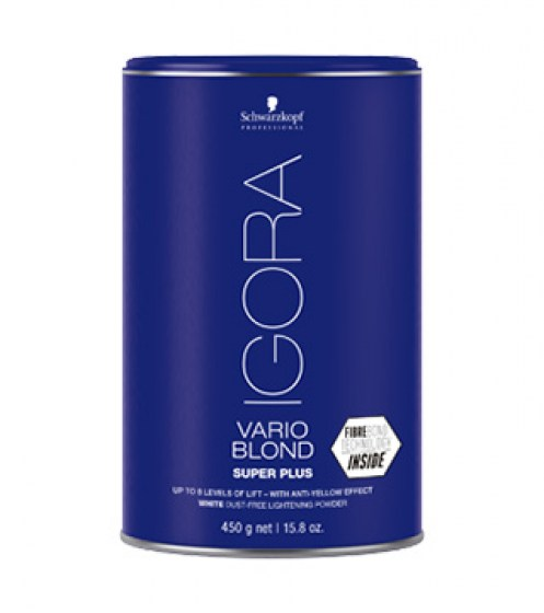 IGORA Vario Blond Super Plus Powder Lightener (Λευκή) 450gr