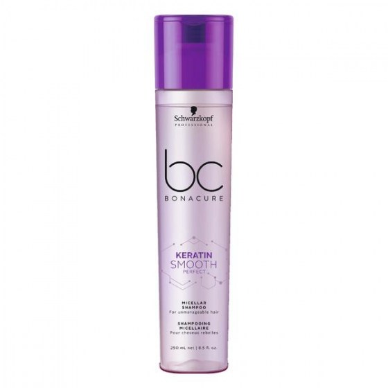 Bonacure Smooth Perfect Keratin Shampoo 250 ml