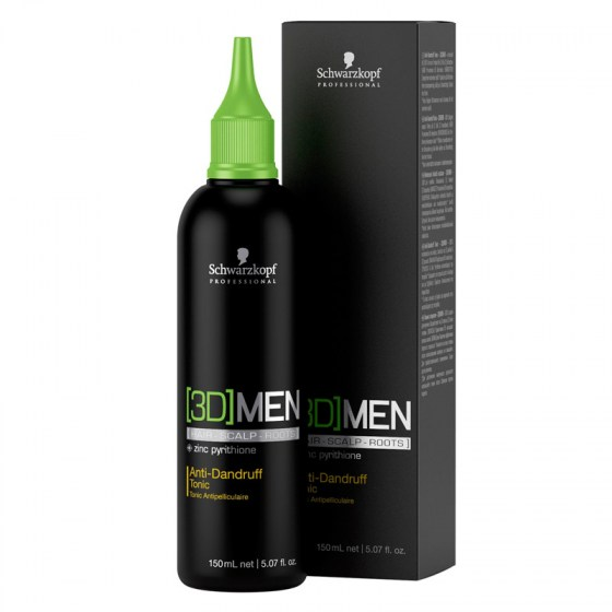 Schwarzkopf [3D]Men Anti-Dandruff tonic 150 ml