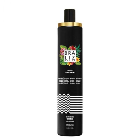 Braliz Detox Shampoo 1000ml