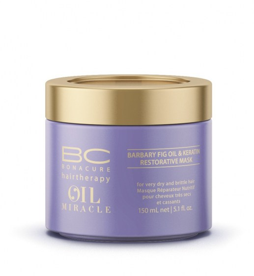 Schwarzkopf Bonacure Oil Miracle Barbary Fig Oil Mask 150ml