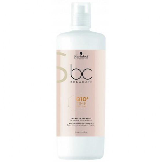 Schwarzkopf Bonacure Time Restore Shampoo 1000 ml