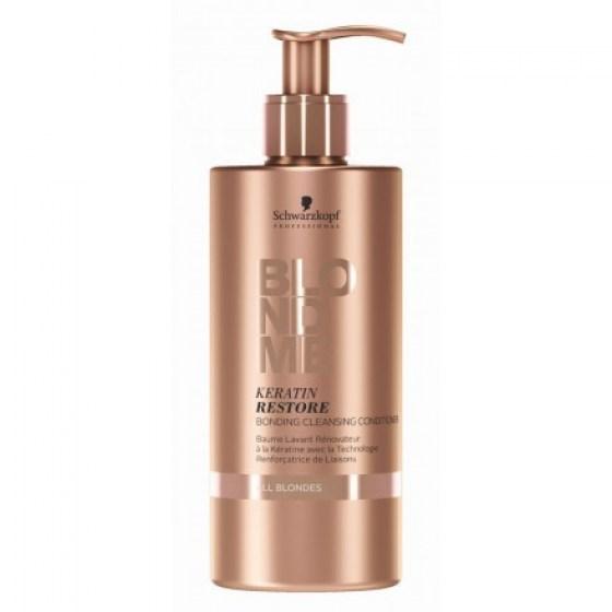 Schwarzkopf BlondMe Cleansing Conditioner 500 ml