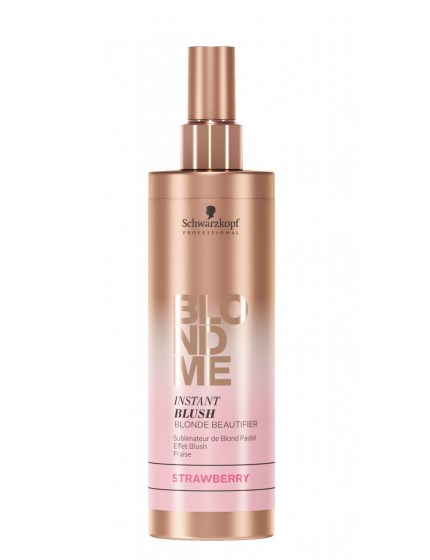 BlondMe Instant Blushes Φράουλα 250ml
