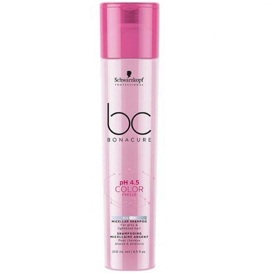 Schwarzkopf Bonacure Color Freeze Silver Shampoo 250 ml