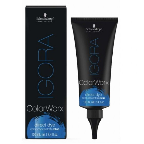 IGORA ColorWorx - Μπλέ