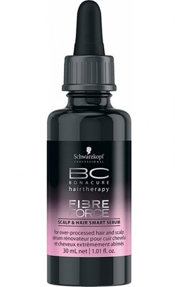 Schwarzkopf Bonacure Fibre Force Scalp & Hair Smart Reset Serum 30ml