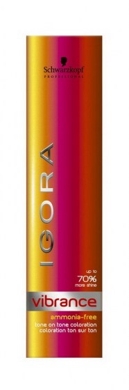 IGORA Vibrance Ξανθό Ανοιχτό Σοκολατί Χρυσό 8-65