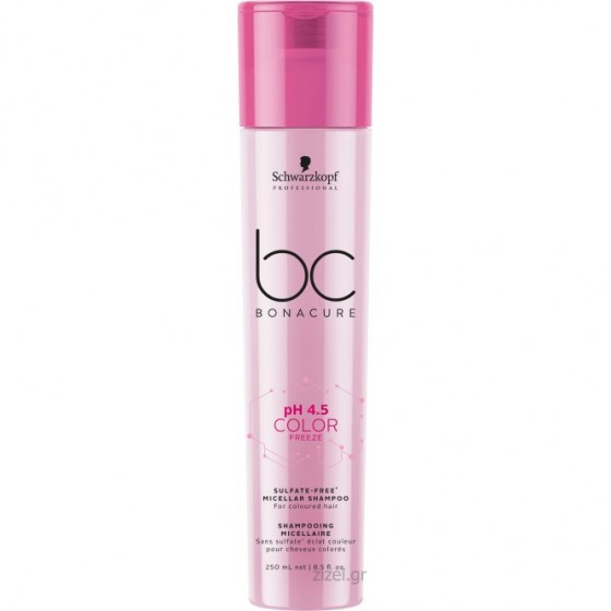 Bonacure Color Freeze Sulfate Free Shampoo 250ml