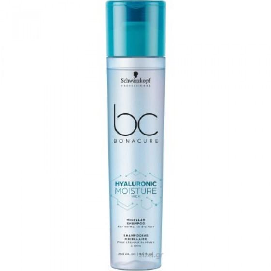 Schwarzkopf Bonacure Moisture Kick Hyaluronic Shampoo 250ml
