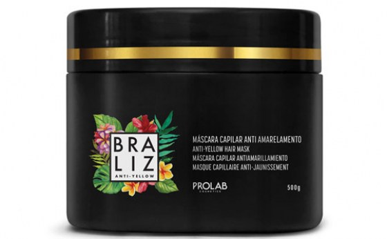 Braliz Anti-Yellow mask 500ml