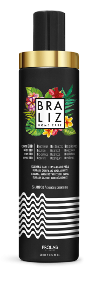 Braliz Shampoo sulfate free 300ml