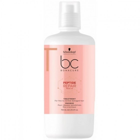 Schwarzkopf Bonacure Repair Rescue Peptide Treatment 750 ml