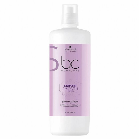 Bonacure Smooth Perfect Keratin Shampoo 1000 ml