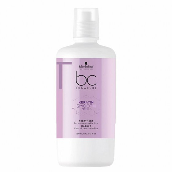 Bonacure Smooth Perfect Keratin Treatment 750 ml