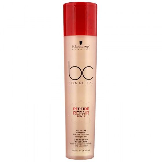 Schwarzkopf Bonacure Repair Rescue Peptide Shampoo 250 ml