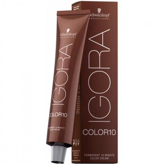IGORA Color10 Ξανθό Σκούρο Μαρόν 6-6