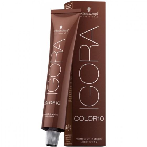IGORA Color10 Καστανό Ανοιχτό Χρυσό 5-5
