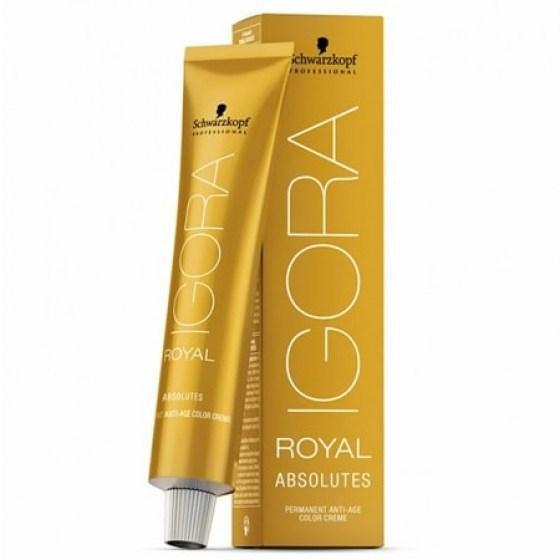 IGORA Ξανθό Ανοιχτό Χρυσό Φυσικό 8-50