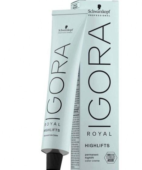 Igora Royal Highlifts Κατάξανθο Φυμέ Σαντρέ 10-21