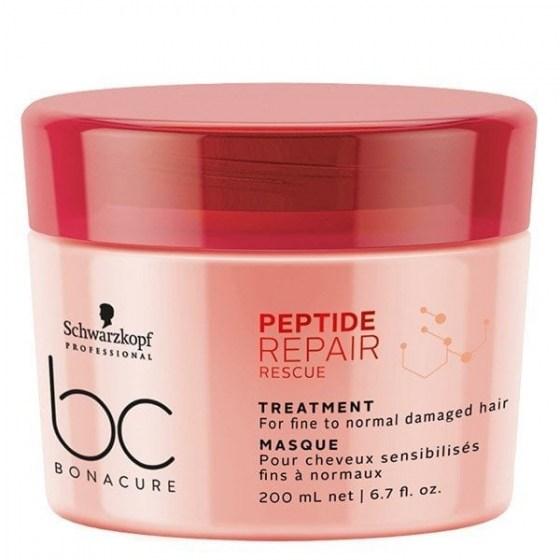 Schwarzkopf Bonacure Repair Rescue Peptide Treatment 200 ml