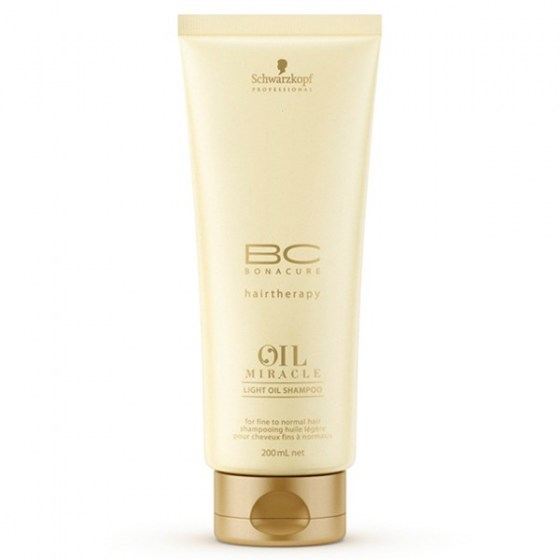 Schwarzkopf Bonacure Oil Miracle Light Shampoo 200m