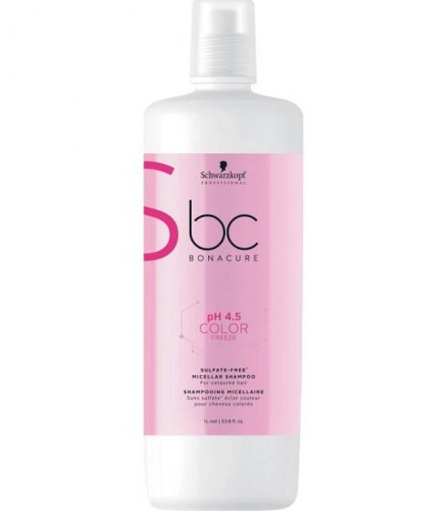 Bonacure Color Freeze Sulfate Free Shampoo 1000ml