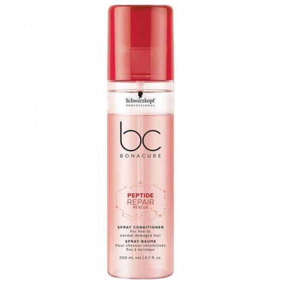 Schwarzkopf Bonacure Repair Rescue Peptide Spray Conditioner 200 ml