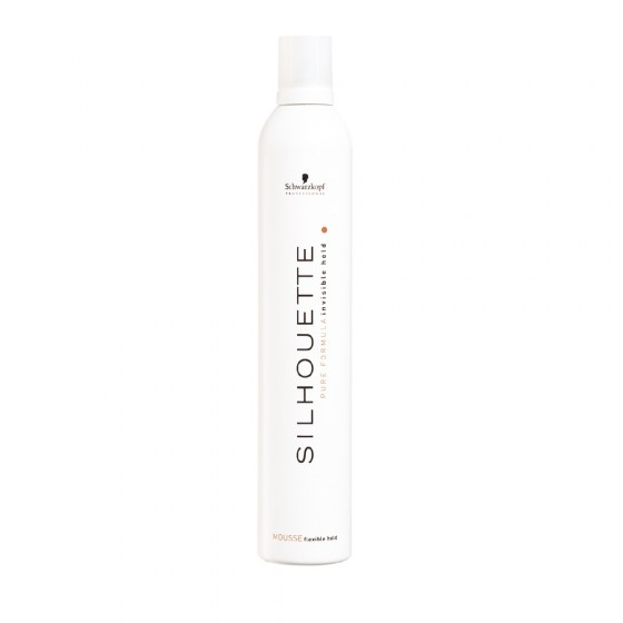 Silhouette Styling Flexible Hold Mousse 500ml