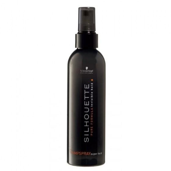 Silhouette super hold pump spray 200ml