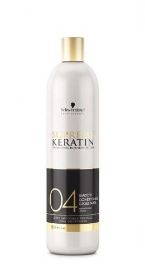 Supreme Keratin conditioning gloss mask 500ml